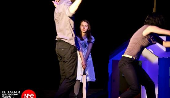 Teatro Sotterraneo a Nuovo Pubblico Esercizio